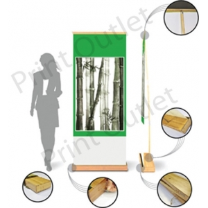 Viro Eco Pull Up Banner